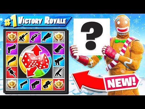 Fortnite BOARD GAME  *NEW* Game Mode in Fortnite Battle Royale thumbnail