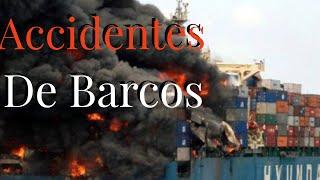 Gambar cover TOP 10 ACCIDENTES DE BARCOS