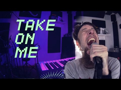 Take On Me (metal cover by Leo Moracchioli)