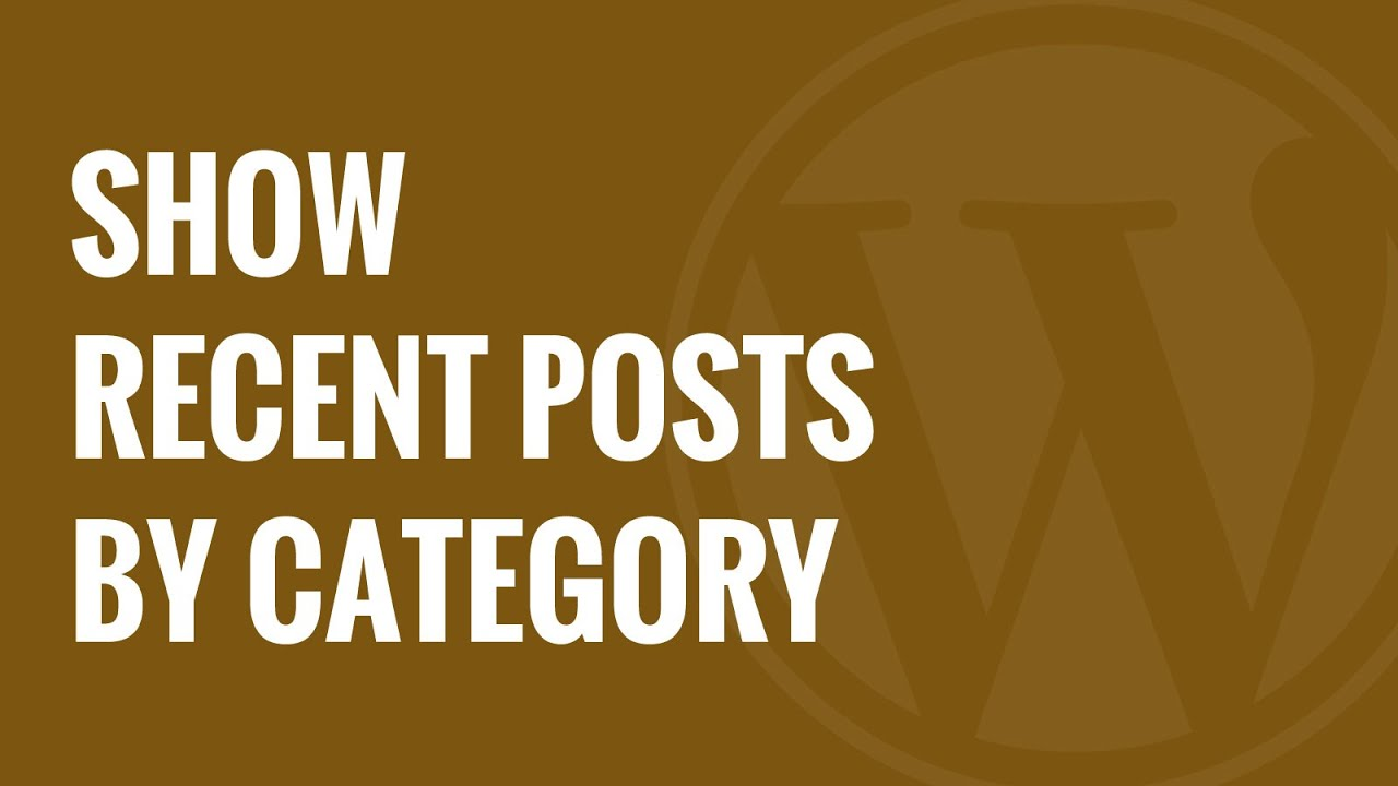 how to delete categories in wordpress