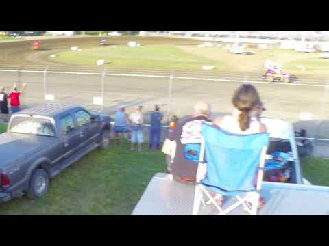 Double Feature solo shot 34 Raceway July6th and 13th 2019
