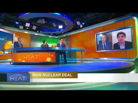 The Heat: Europe rallies behind Iran nuclear deal