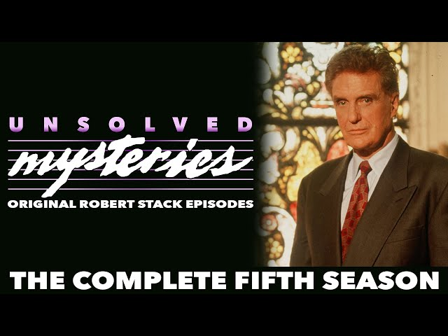 Unsolved Mysteries with Robert Stack - Season 5, Episode 1 - Full Episode