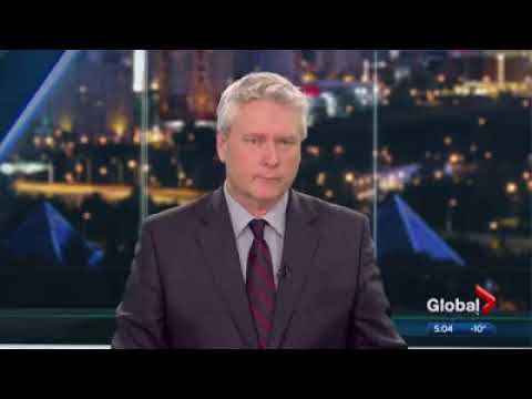 Stories from tonight's edition of Global News at 5 with Gord Steinke