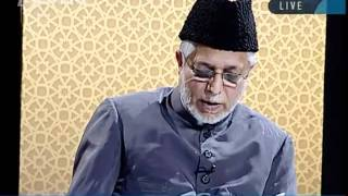 How does the Ahmadiyya Jamaat react to anti-islamic propaganda-persented by khalid Qadiani.flv
