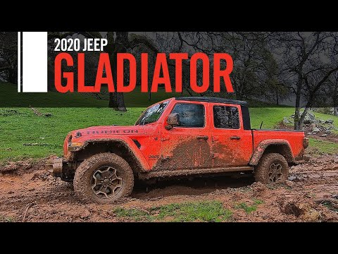 2020 Jeep Gladiator Review First Drive Rubicon Overland Sport