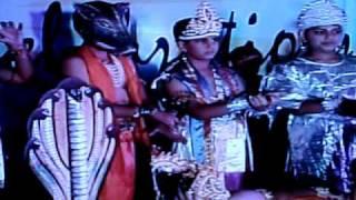 Rutav As Vaman Avtar In Vishnu Dashavtar