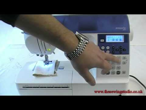 Brother Innovis40 Sewing Machine Review Part40 YouTube Cool Nx450q Brother Sewing Machine