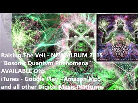 "RAISING THE VEIL - ""Qubit Computed Multiverse"" OFFICIAL LYRIC VIDEO"