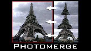 Photoshop: Photomerge! How to Merge Multiple Photos into a Seamless Image