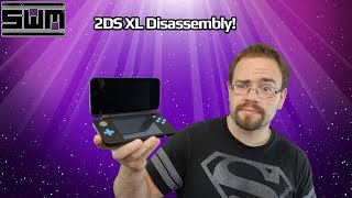 Taking Apart The New Nintendo 2DS XL!