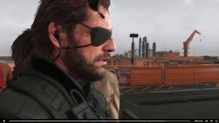 Metal Gear Solid V: The Phantom Pain 4K/60FPS Exclusive Trailer
