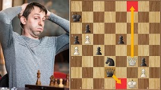 Video Unbelievable! Anand Survives Mate in 1 Against Grischuk | Your Next Move (Blitz) (2018) download MP3, 3GP, MP4, WEBM, AVI, FLV Juni 2018