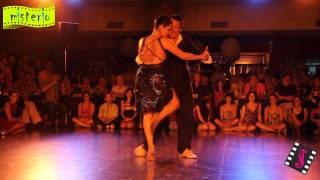 JOSE VAZQUEZ Y ANNA YARIGO en el MISTERIO TANGO FESTIVAL 2015