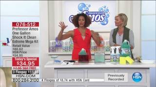 HSN | Home Solutions featuring Professor Amos 05.08.2017 - 05 AM