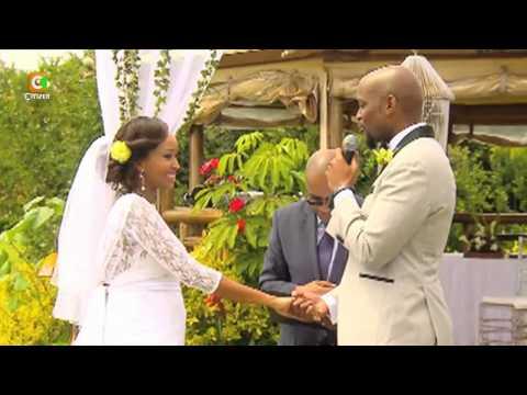 Janet Mbugua Afunga Pingu Za Maisha Na Eddie Ndichu