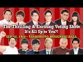 The Thrilling & Exciting Voting Show: It's All Up to You?! - SEP. 12, 2020 – YOSHIMOTO MUGENDAI HALL