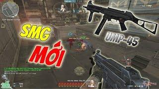 Bình Luận Cf : Ump-45 Súng Smg Săn Zombiev4