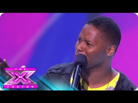 Meet Daryl Black - THE X FACTOR USA 2012