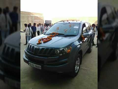 Congratulations Marquise Simaran Ji For New Achievement Mahindra XUV500From DCC Agra
