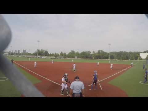 Ohio Outlaws 02 Premier-Parsons vs Lady Lightening