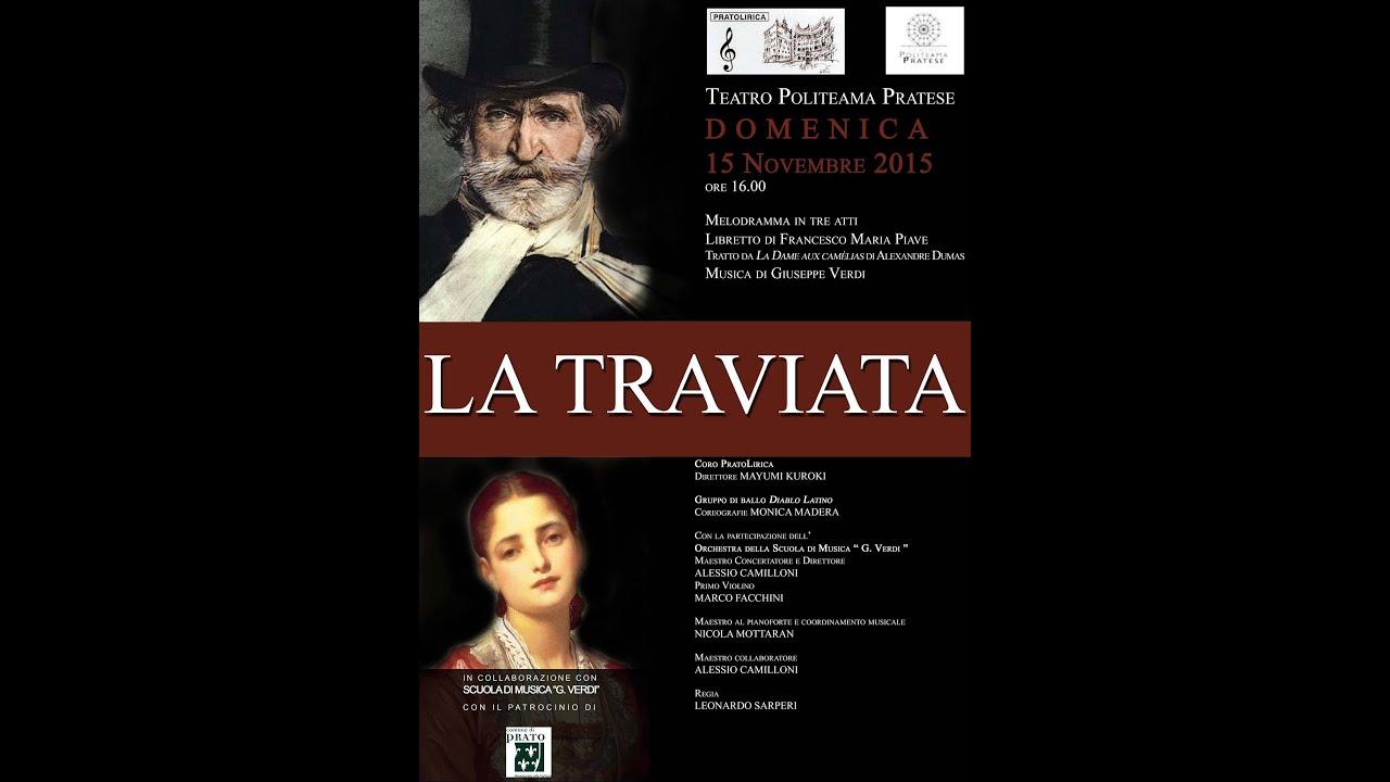 g verdi la traviata