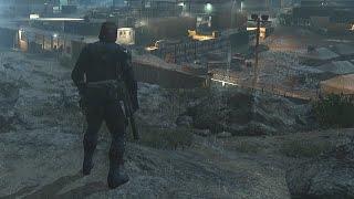 Metal Gear Solid V: Ground Zeroes Gameplay - GTX 560 / Q6600 / 6GB RAM (PC HD)