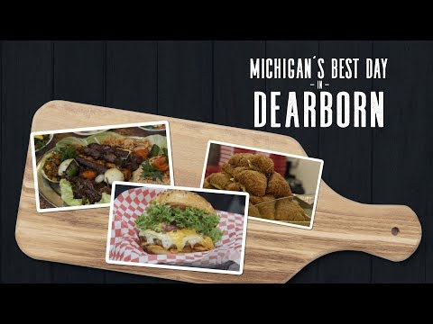 Michigan's Best Day In Dearborn - 5 Spots For Diverse Eats