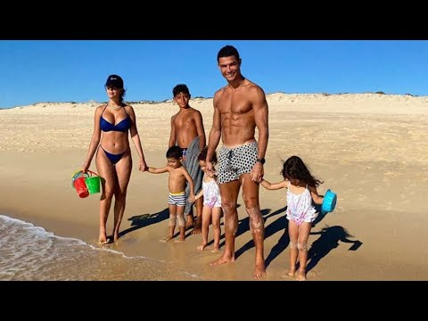 CRISTIANO RONALDO SUMMER 2020 VACATION WITH FAMILY U0026 FRIENDS IN MONACO #CR7 #SUMMER2020 #NEWVIDEO