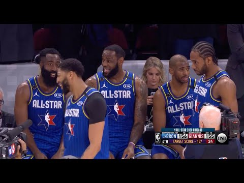2020 NBA All-Star Game | Final Minutes of Game