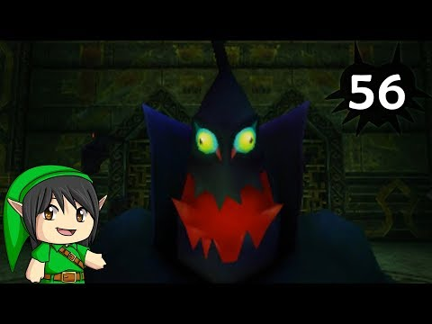 "The Legend of Zelda: Majora's Mask 3D - Part 56: ""Gomess Fortress"""