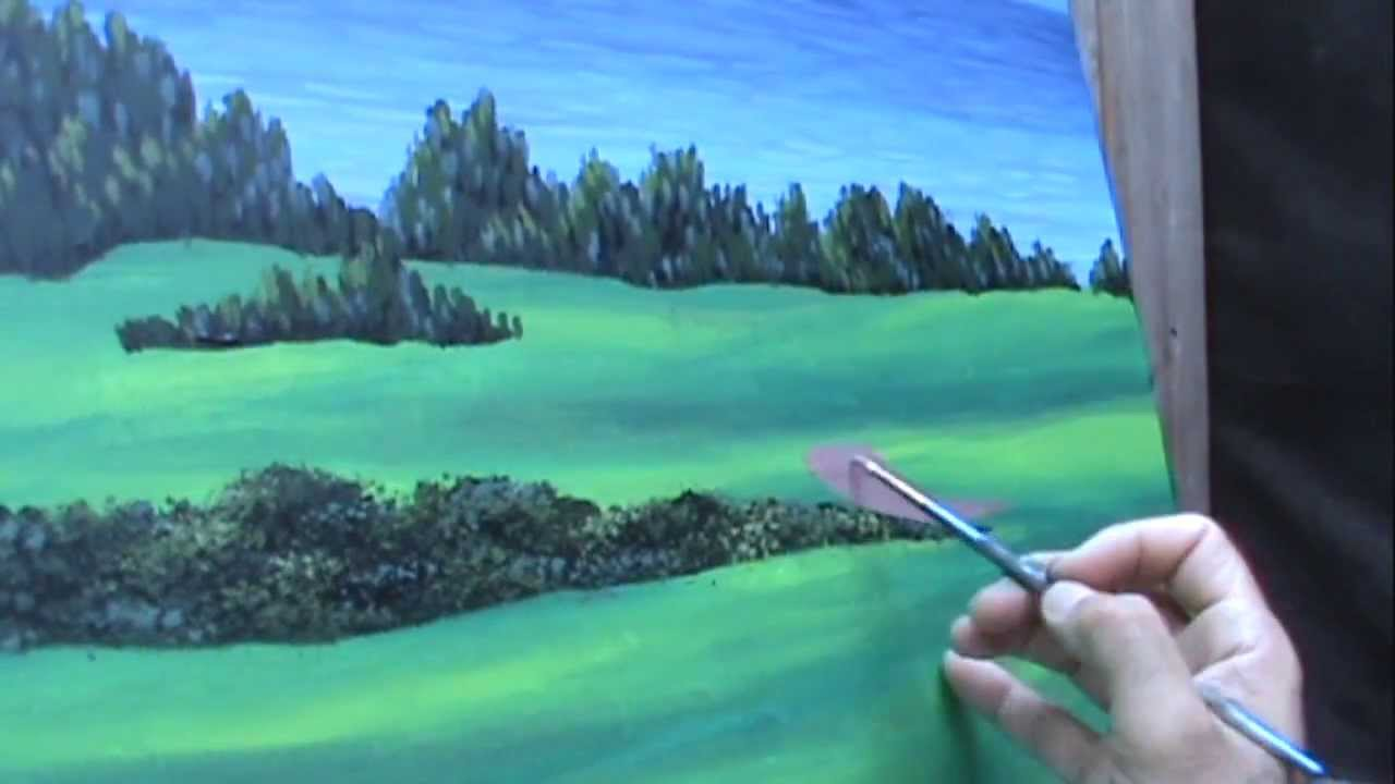 Youtube Dipingere Paesaggi