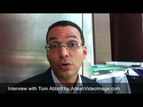 Sales Strategies for Business Growth -- Interview with Tom Abbott
