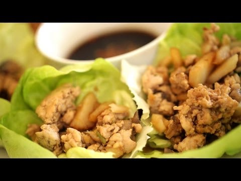 Beth's Chicken Lettuce Wraps (Real-Time Recipe!) | ENTERTAINING WITH BETH