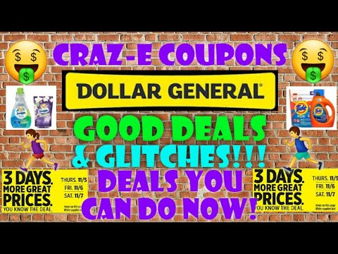 🤯SO MANY FREE & CHEAP DEALS YOU CAN DO NOW! DOLLAR GENERAL COUPONING🤯FREE THANKSGIVING DINNER🤯