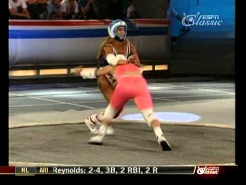 American Gladiators Getting Owned in Conquer