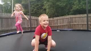 SKYWALKER TRAMPOLINE PERFECT FUN FOR KIDS!!