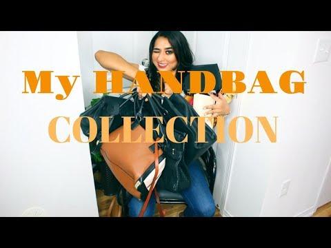 My HandBag Collection || Bags ||Brownbeautysimor