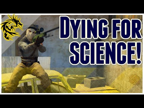  [Gaming Science]  Tactical Advantage when getting REKT: Just Science it!