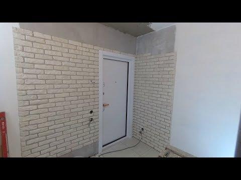 Как сделать дверные откосы после установки входной двери? Самый практичный вариант