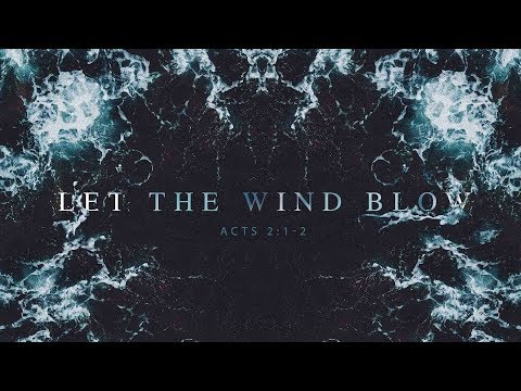 Let The Wind Blow - Pastor Tracy Stone (10.22.2017)