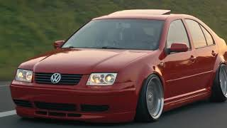 VW Bora | Stanced | Bagged | edismd.