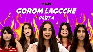 iDIVA - Gorom Lagche Part 4 | This Is Every Bengali Who Is Always Hot