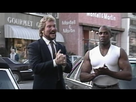 The Million Dollar Man visits a Greenwich jewelry store - Part 1