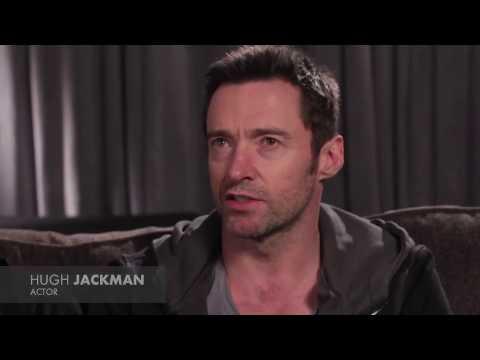 Hugh Jackman shares his UPW experience with Tony Robbins