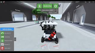 playing car crushers 2 on roblox   smashing so much cars1