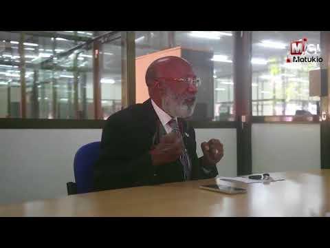 EXCLUSIVE: HASHIM RUNGWE AELEZA ANGEFANYA NINI KAMA ANGEKUWA RAIS