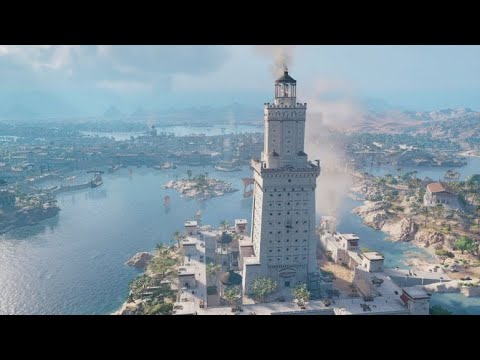 The City of Alexandria in Ancient Egypt Full Cinematic Documentary