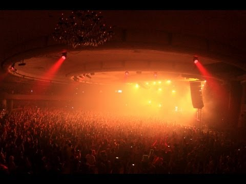 Cosmic Gate - Wake Your Mind In Concert @ Hollywood Palladium, LA [Dec 8th 2012]