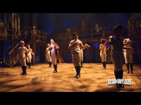 Show Clips: HAMILTON, Starring Lin-Manuel Miranda, Leslie Odom Jr., Jonathan Groff & More